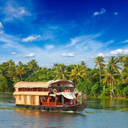 Kerala Places To Visit: South India Tour Operators
