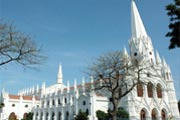 chennai Santhome Cathedral